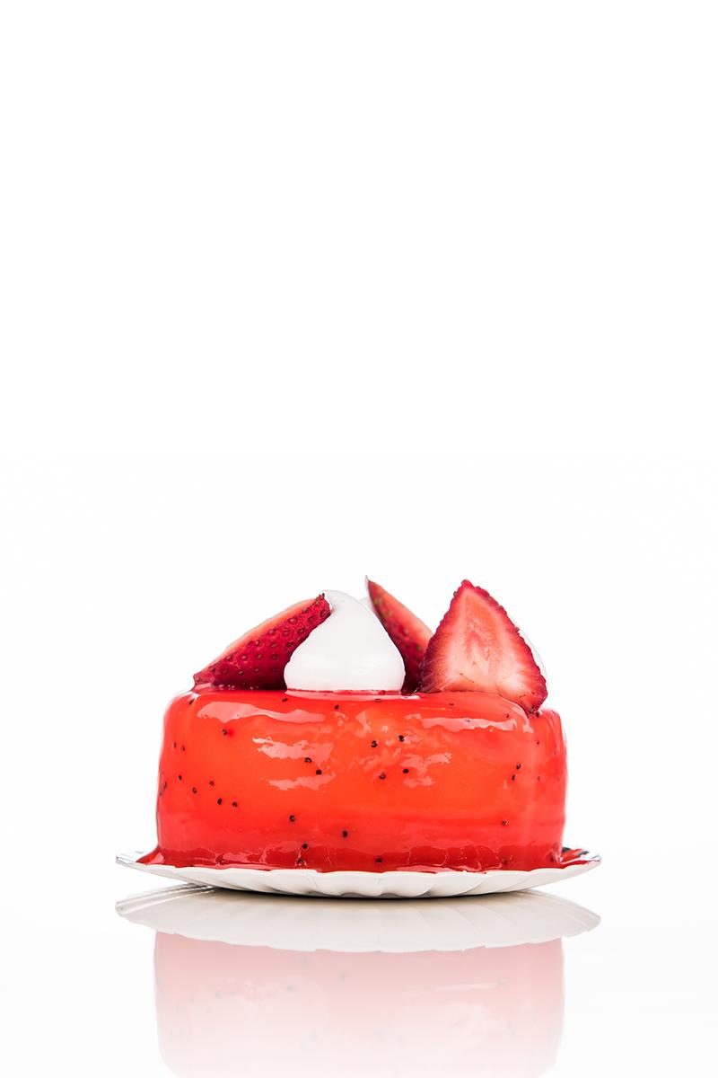 Lavande-Mini-Strawberry-Cake