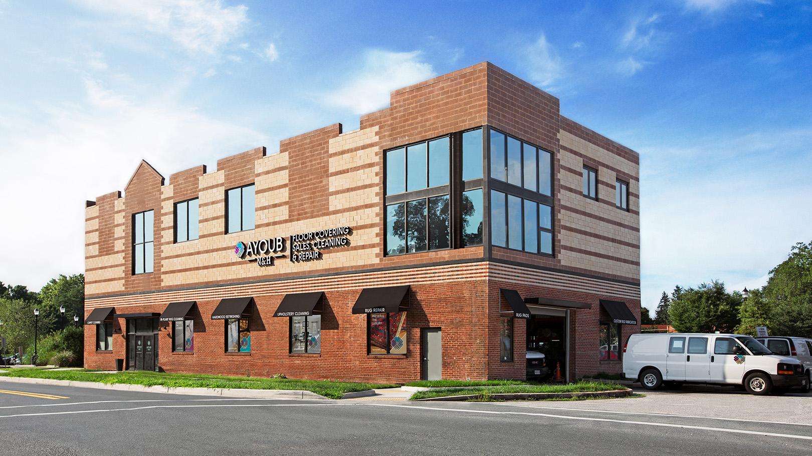 Ayoub N&H_Showroom-Building_R2D1-001-2