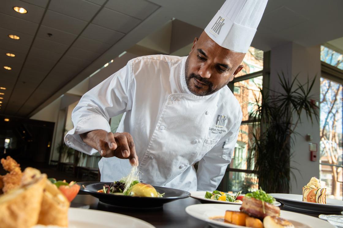 Chef Dinakaran